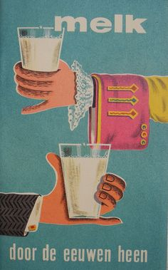 Melk door de eeuwen heen