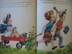 Nurse Nancy Little Golden Book