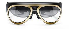 Mini Augmented Reality Glasses 4 • TheCoolist - The Modern Design Lifestyle Magazine
