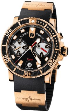 Ulysse Nardin 8006-102-3A/92 ← Online Juwelier Gassan