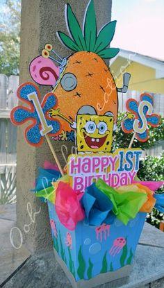 Spongebob Centerpiece