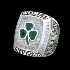 Boston Celtics World Champions 2008