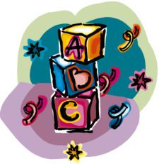 Great ideas for every letter of the alphabet!!!