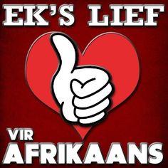 Ek is lief vir Afrikaans African Quotes, South Afrika, Afrikaanse Quotes, Xhosa, Kwazulu Natal, Primary Education, Beaches In The World, My Land, Lululemon Logo