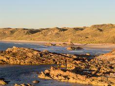 Marrawah beach in North west Tasmania