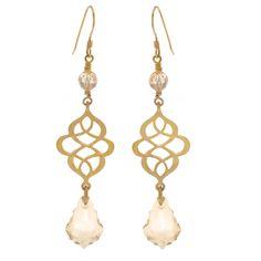 Tutorial - How to: Sunset Swirl Earrings | Beadaholique
