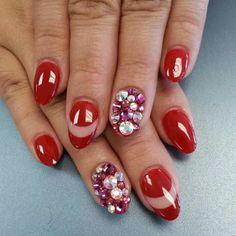 Nails - http://yournailart.com/nails-333/ - #nails #nail_art #nails_design #nail_ ideas #nail_polish #ideas #beauty #cute #love