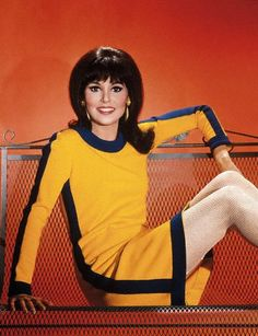 Marlo Thomas - a Vital Spring celeb inspiration from DZ for me