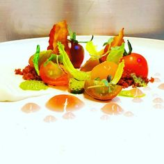 Gareth Jenkins plates up #Chefs #Gallery