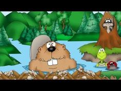 Perfect video for students K-4 to introduce animal habitats!