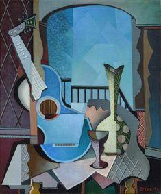 Artwork  Maurice Green - Interlude at 1stdibs
