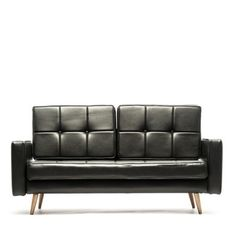 Located using retrostart.com > Two Seater Sofa by Unknown Designer for Unknown Manufacturer