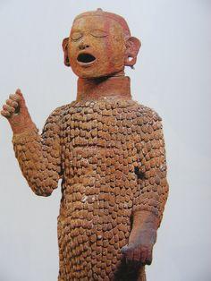Xipe-Totec,escultura en barro,encontrada en Tula Museo Nacional de Antropologia