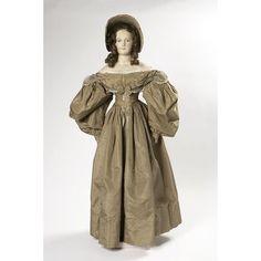 Pandora (Fashionable dressed doll) ca 1835