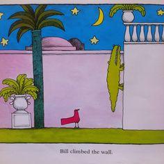 Bill and Pete by Tommie de Paula