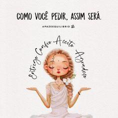 Yoga, Positive Affirmations, Good Vibes, Law Of Attraction, Namaste, Reiki, Sentences, Chakra, Self