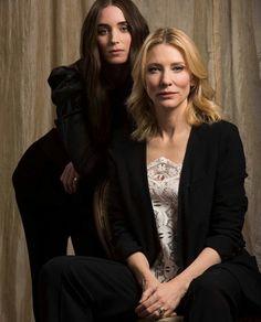 RooneyMara&CateBlanchett♥♡♥