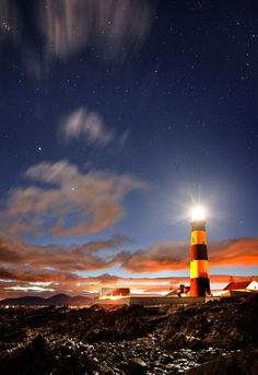St Johns Lighthouse by Stephen Emerson, via 500px