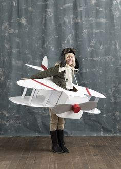 Halloween Costumes for Better Homes and Gardens - Mer Mag - Real Time - Diet, Exercise, Fitness, Finance You for Healthy articles ideas Amelia Earhart Costume, Airplane Costume, Better Homes And Gardens, Halloween Costumes, Halloween Couples, Halloween Parties, Halloween Desserts, Halloween Decorations, Home And Garden