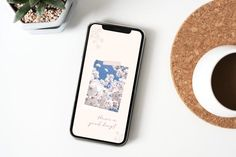 APRIL Flower phone wallpaper, iphone wallpaper, phone background, lockscreen wallpaper, spring wallpaper, pretty wallpaper, digital download