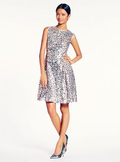 EMMA DRESS - Kate Spade