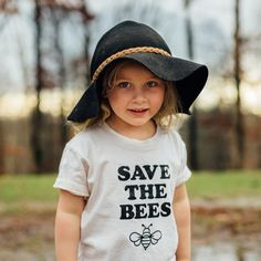 Save the Bees - Cream #Kids