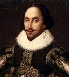 William Shakespeare, playwright