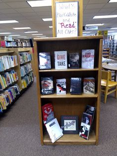 "What's Black & White & ""Read"" All Over?  These great books!"