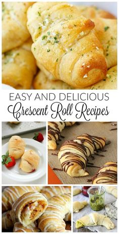 Easy and Delicious Crescent Roll Recipes