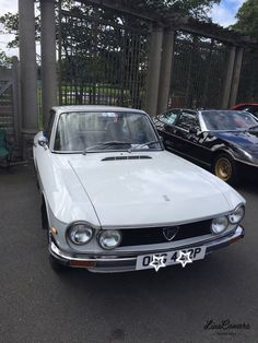 Lancia Fulvia Coupe Peter's First Love