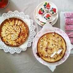 SMOOTH COOKING aneb vaříme hladce : TARTE AUX POMMES - FRANCOUZSKÝ JABLEČNÝ KOLÁČ