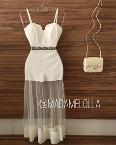 Siga nosso Instagram para acompanhar as novidades: @madamelolla ✔️✔️ | Quer macaquinho com vestido ? TEM! Bela opção pro Réveillon, vestido KLOE, muuuuso, já disponível no site, ATÉ O G ☺️ | COMPRE AGORA OU CHORE DEPOIS: www.madamelolla.com ✨✨