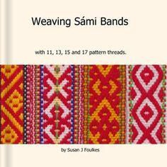 Weaving Sámi Bands