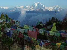 Poon Hill... Ghorepani, Nepal...