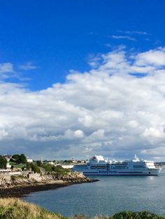 Brittany ferries Plymouth Sound
