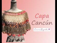Fashion and Lifestyle Crochet Collar, Crochet Shawl, Cancun, Crochet Fabric, Crochet Needles, Crochet Patterns For Beginners, Crochet Videos, Crochet Accessories, Crochet For Kids