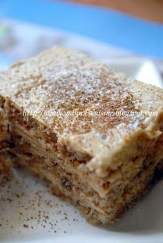 Pastry Cake, Dessert Bars, Cooking Time, Catering, Cake Recipes, Bakery, Deserts, Good Food, Food And Drink