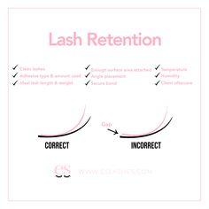 Eyelash Extensions Aftercare, Eyelash Extensions Styles, Volume Lash Extensions, Perfect Eyelashes, Best Lashes, Lash Quotes, Hairstylist Quotes, Eyelash Logo, Brows