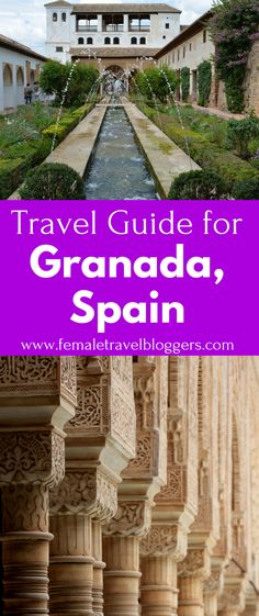 """Search Results for """"spain"""" – Travel Europe – The Home of Culture Spain Travel Guide, Travel Tips For Europe, Best Places To Travel, Travel Destinations, Spain And Portugal, Portugal Travel, European Road Trip, Spanish Phrases, Granada Spain"""