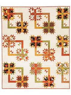 Square Dance Quilt Kit from Annie's Craft Store. Order here: https://www.anniescatalog.com/detail.html?prod_id=131168&cat_id=1644