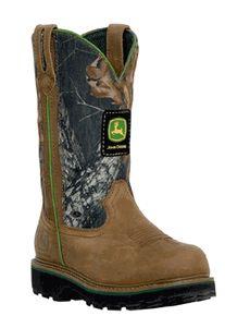 John Deere Boots - Women's 9. Really friggen want these.