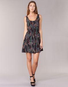 vestidos+cortos+Moony+Mood+GODIA+Negro+35.00+€
