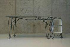 Projet etudiant : Chaise Paper par Julie Charrier  http://www.blog-espritdesign.com/artiste-designer/concept/projet-etudiant-chaise-paper-par-julie-charrier-20262