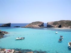 Comino, Malta (the blue lagoon)