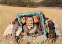 Creative design for kid photoshoot