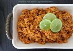 Spanish Red Rice for