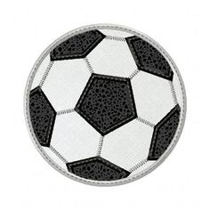Soccer Ball Applique