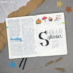 #bulletjournal #welcomepage #lettering #doodles