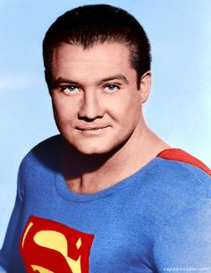 George Reeves (The Original Superman) 1/05/1914    Died 6/16/1959