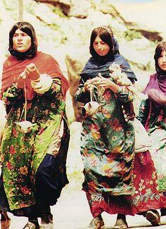 Luri Women / Lurestan / Western Iran